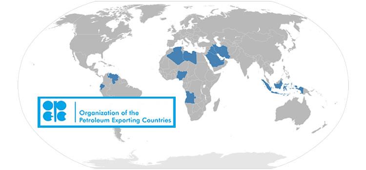 olieprijs OPEC-landen