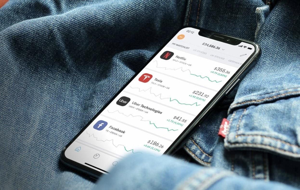 Mobiel Beleggen app   Aandelen app   Beleggingsapp   Beurs app