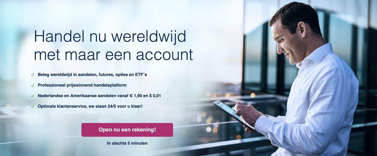 Beste brokers vergelijken, online brokers, goedkoopste broker nederland, FXFlat